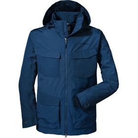 Schöffel San Jose2 Chaqueta Hombre, dress blues
